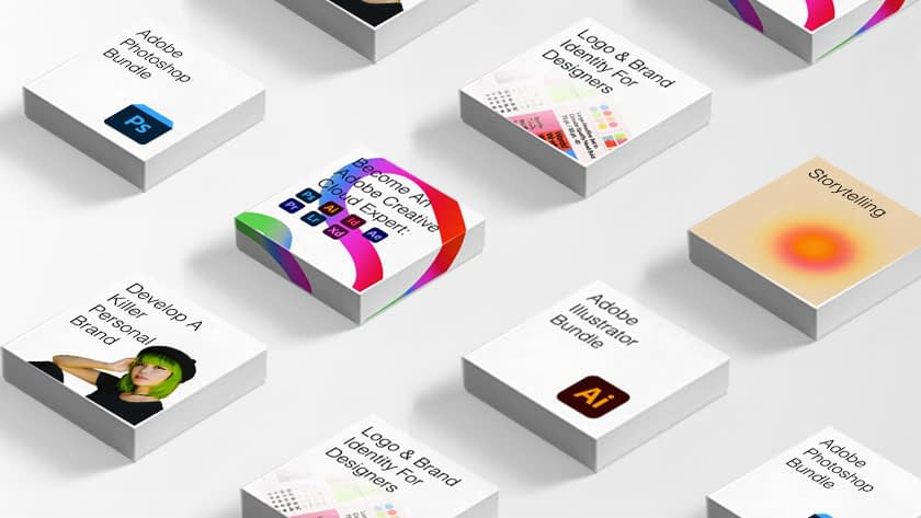 Fiverr learn course bundles for designers